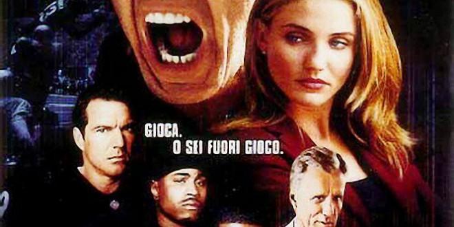 """Poster for the movie """"Ogni Maledetta Domenica"""""""