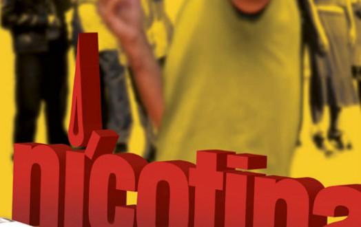 "Poster del film ""Nicotina"""