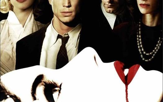 "Poster del film ""Black Dahlia"""