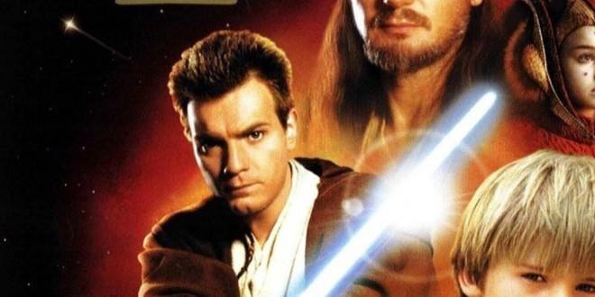"""Poster del film """"Star Wars: Episodio I - La Minaccia Fantasma"""""""