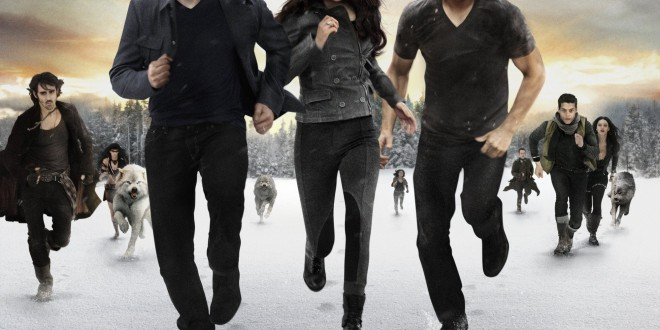 "Poster del film ""The Twilight Saga: Breaking Dawn - Parte 2"""