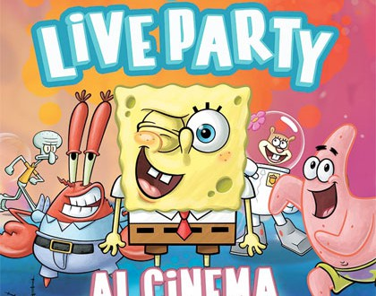 spongebob-live-party