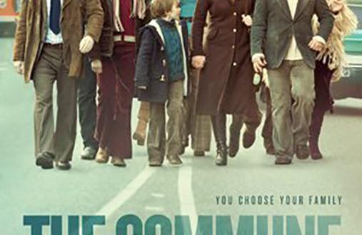 """Poster del film """"La comune"""""""