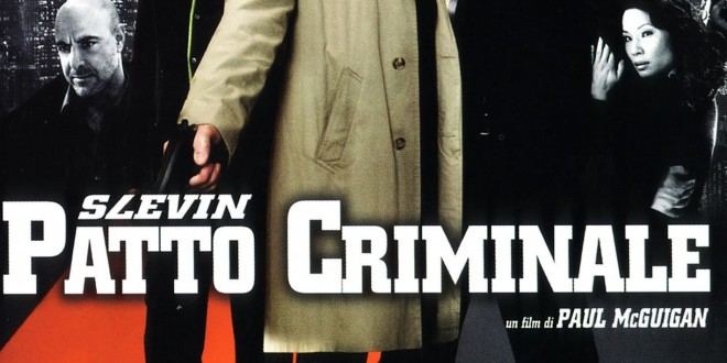 "Poster del film ""Slevin - Patto criminale"""