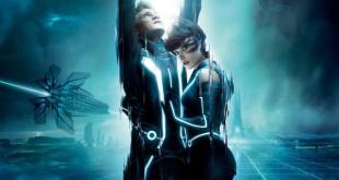 "Poster del film ""Tron: Legacy"""