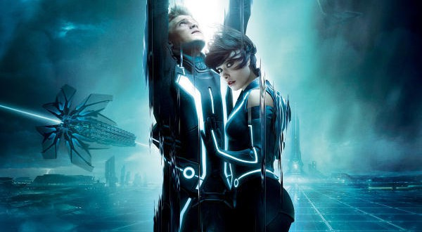 "Poster del film ""Tron: Legacy"""
