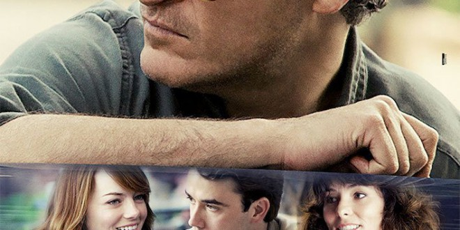 "Poster del film ""Irrational Man"""