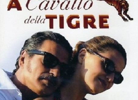 "Poster for the movie ""A cavallo della tigre"""