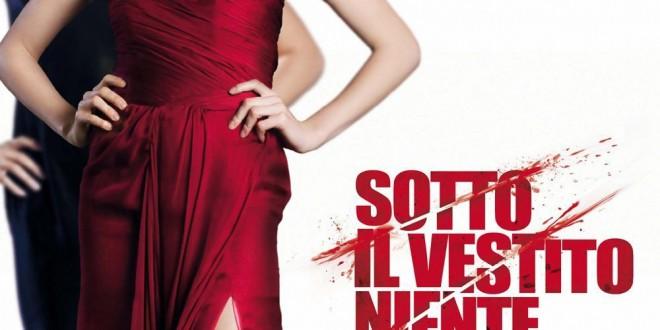 """Poster del film """"Sotto il vestito niente - L'ultima sfilata"""""""