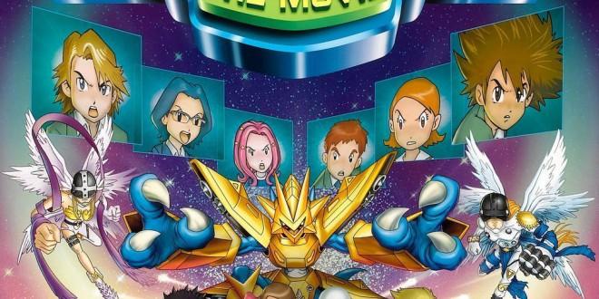 """Poster del film """"Digimon: il film"""""""