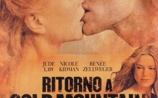"Poster del film ""Ritorno a Cold Mountain"""