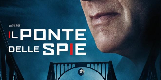 """Poster del film """"Il ponte delle spie"""""""