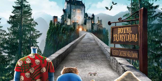 """Poster del film """"Hotel Transylvania"""""""