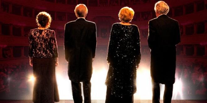 "Poster del film ""Quartet"""