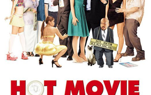 "Poster del film ""Hot Movie – Un film con il lubrificante"""