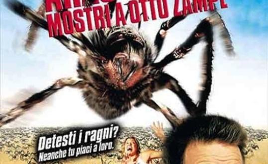 """Poster for the movie """"Arac attack - Mostri a otto zampe"""""""