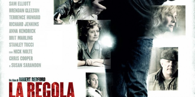 "Poster del film ""La regola del silenzio - The Company You Keep"""