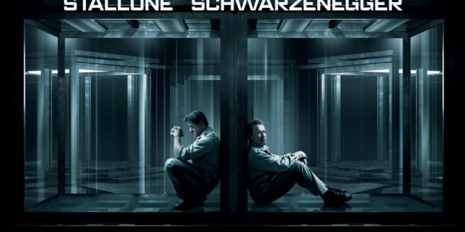 "Poster del film ""Escape plan - Fuga dall'inferno"""
