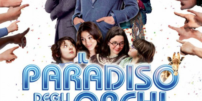 """Poster del film """"Il paradiso degli orchi"""""""