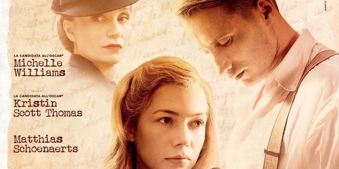"Poster del film ""Suite francese"""