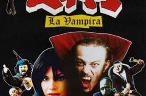 """Poster del film """"Zora la vampira"""""""
