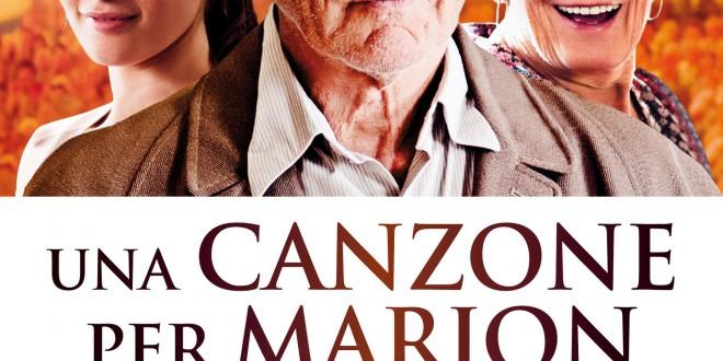 """Poster del film """"Una canzone per Marion"""""""