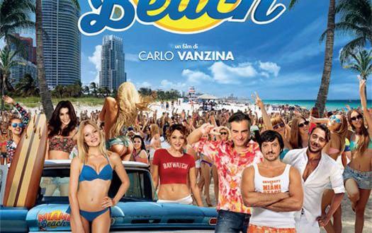 """Poster del film """"Miami Beach"""""""