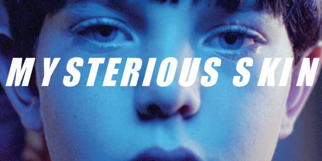 "Poster del film ""Mysterious Skin"""