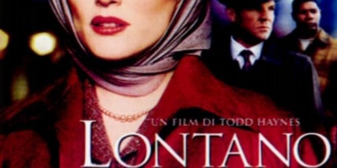 """Poster del film """"Lontano dal paradiso"""""""