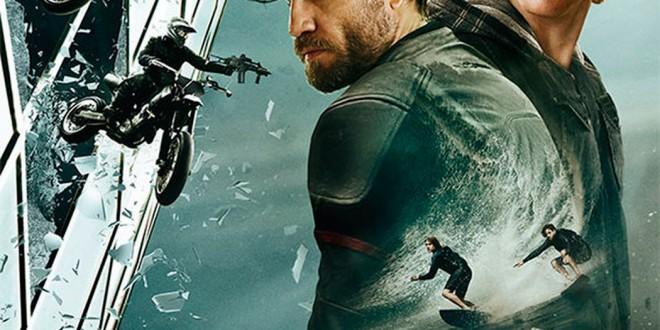 "Poster del film ""Point Break"""