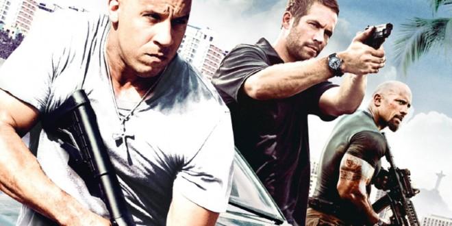 "Poster del film ""Fast & Furious 5"""