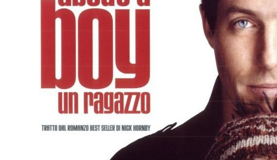 "Poster for the movie ""About A Boy - Un ragazzo"""