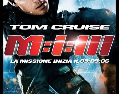 "Poster del film ""Mission: Impossible III"""