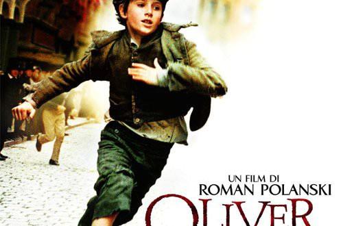 "Poster del film ""Oliver Twist"""
