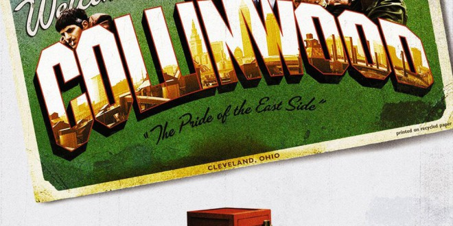 """Poster del film """"Welcome to Collinwood"""""""