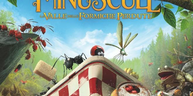 "Poster del film ""Minuscule - La valle delle formiche perdute"""