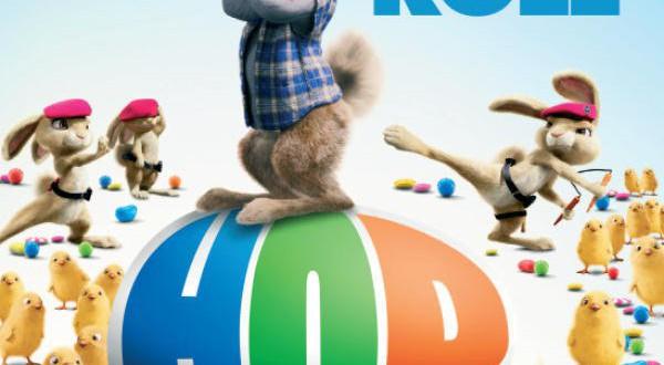 """Poster del film """"Hop"""""""