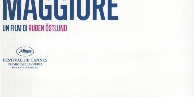"""Poster del film """"Forza maggiore"""""""