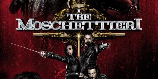"""Poster del film """"I tre moschettieri"""""""