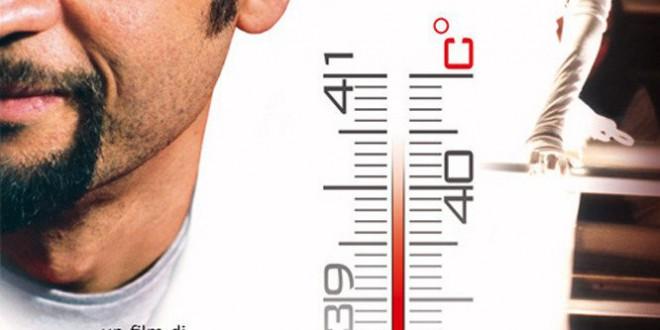 """Poster del film """"La febbre"""""""