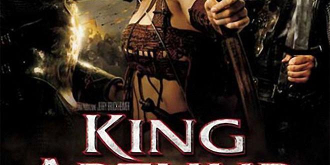 "Poster del film ""King Arthur"""