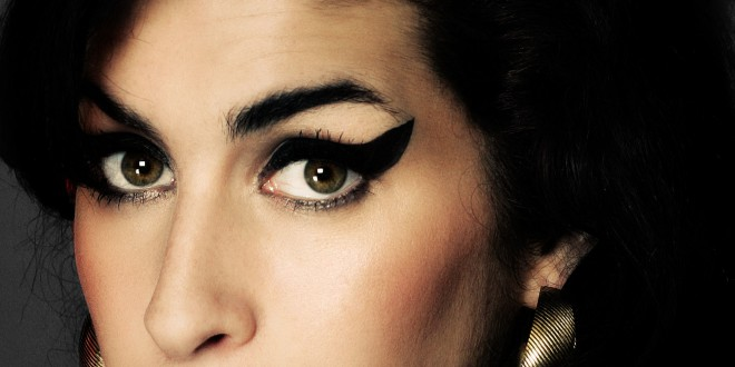 "Poster for the movie ""Amy"""