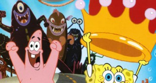 "Poster del film ""SpongeBob - Il film"""