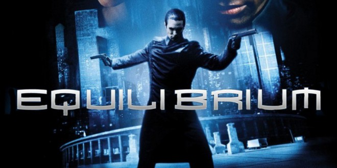 """Poster del film """"Equilibrium"""""""