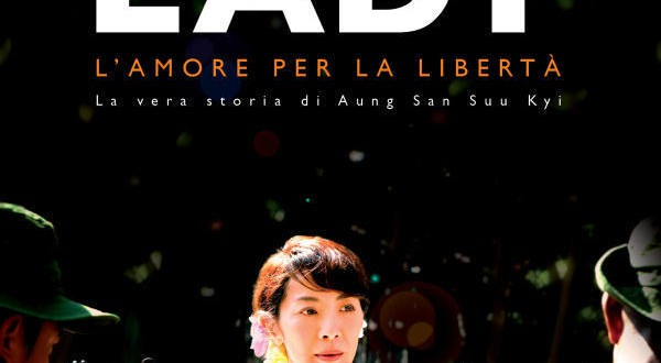 "Poster del film ""The Lady - L'amore per la libertà"""