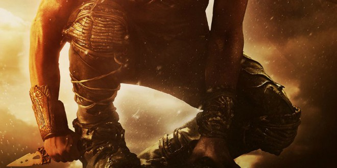 "Poster del film ""Riddick"""
