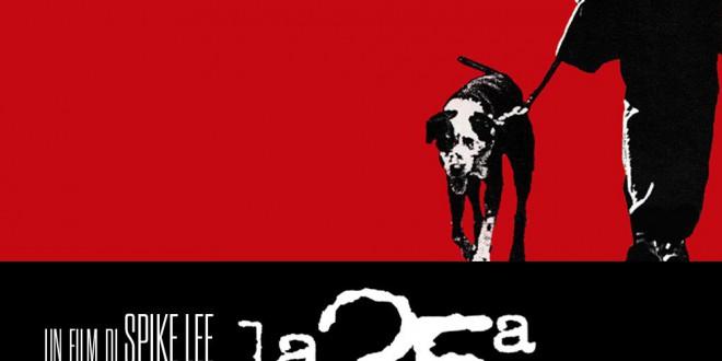 "Poster del film ""La 25ª ora"""
