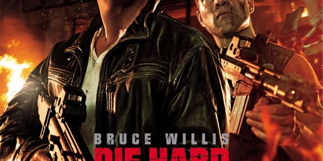 """Poster del film """"Die Hard - Un buon giorno per morire"""""""