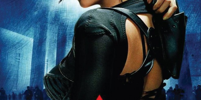 "Poster for the movie ""Æon Flux"""