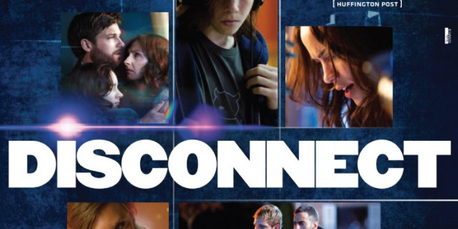 "Poster del film ""Disconnect"""
